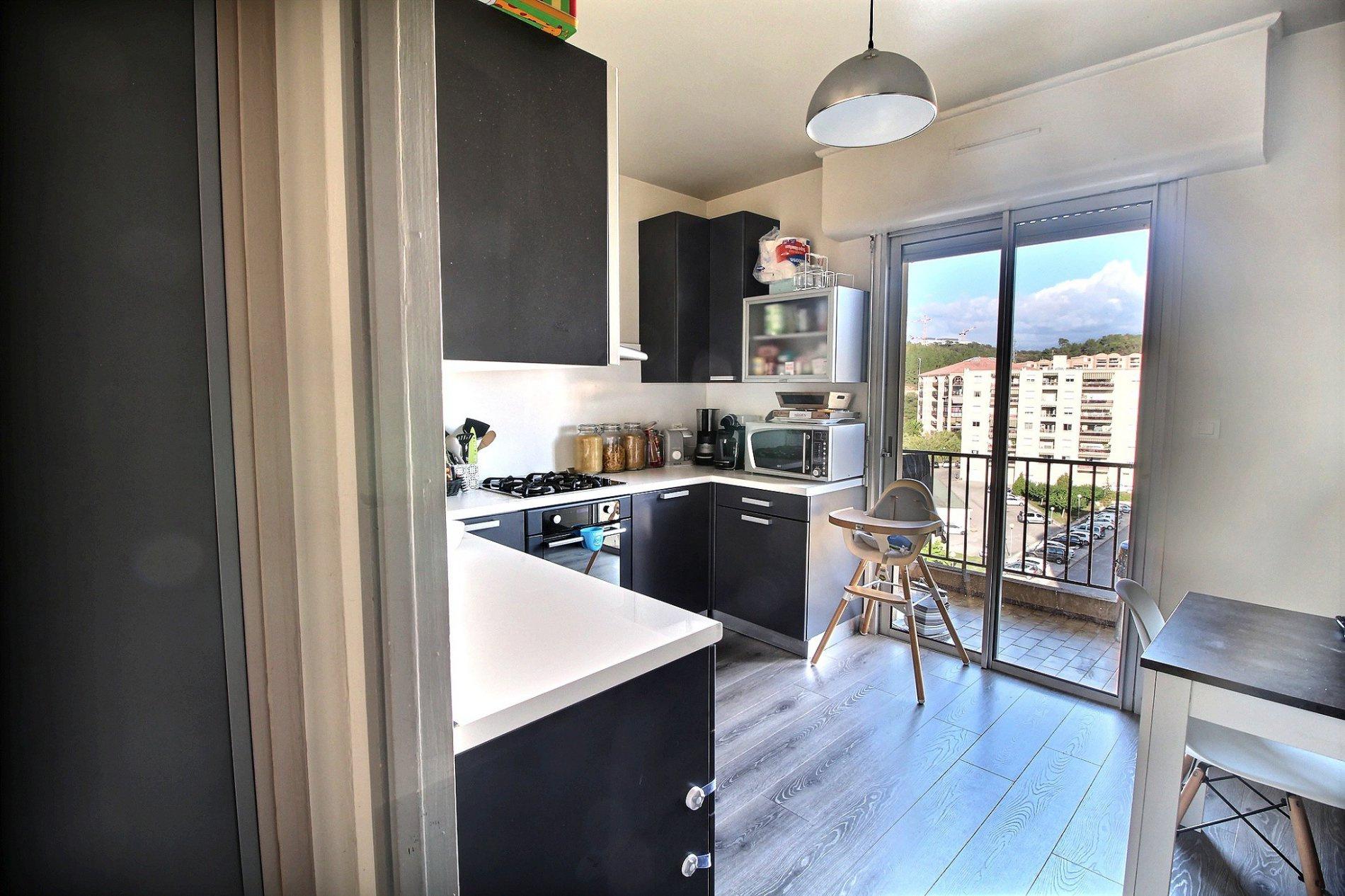 A vendre appartement T3 Ajaccio neuf Pietralba immobilier