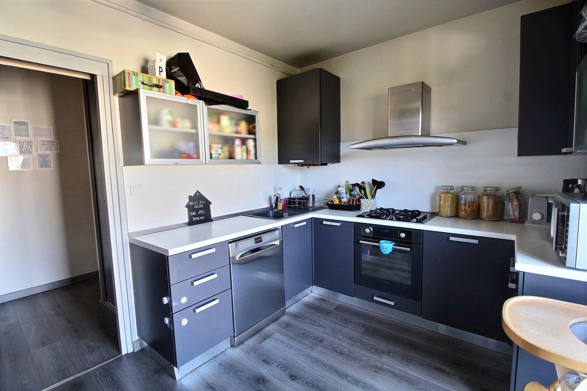Ajaccio Appartement T3 Pietralba cuisine