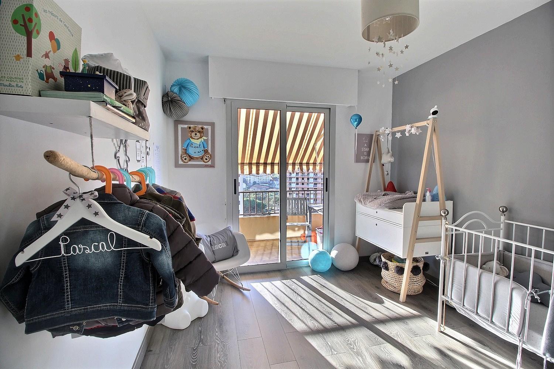 Ajaccio Appartement T3 Pietralba chambre enfant