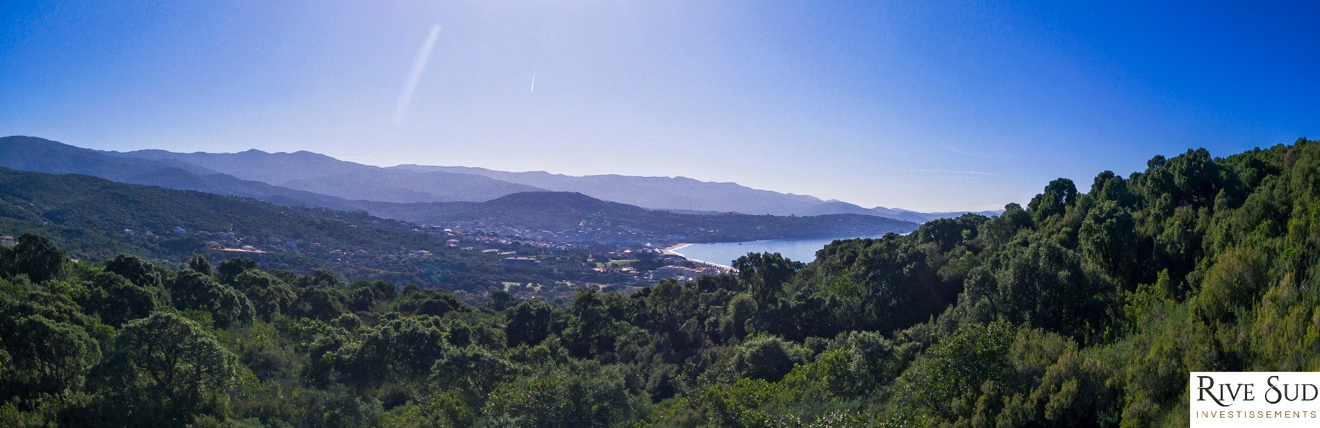 La residence du fort porticcio  appartement programme neuf avec vue mer