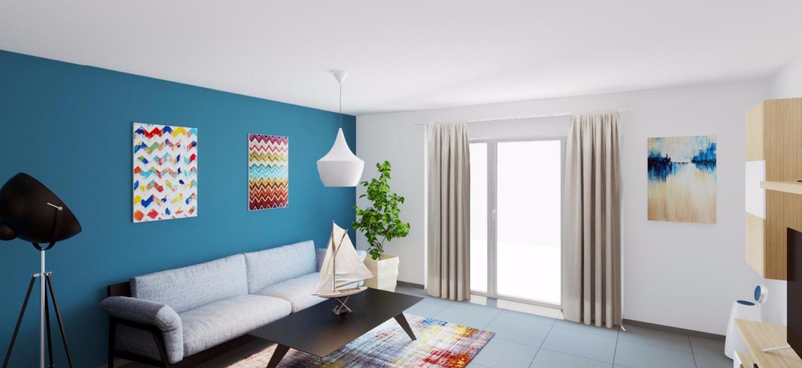 La residence du fort porticcio sejor T3  appartement programme neuf