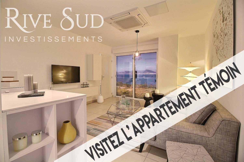 appartement vue mer porticcio - temoin