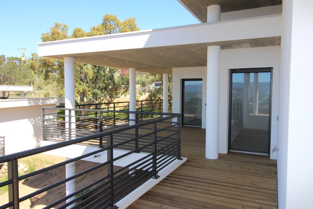 Villa Porticcio Vue mer F4 neuve rive sud investissements