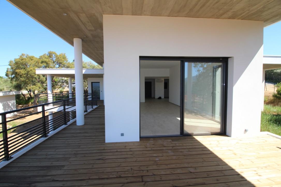 Villa Porticcio Vue Mer Terrasse Rive sud investissements