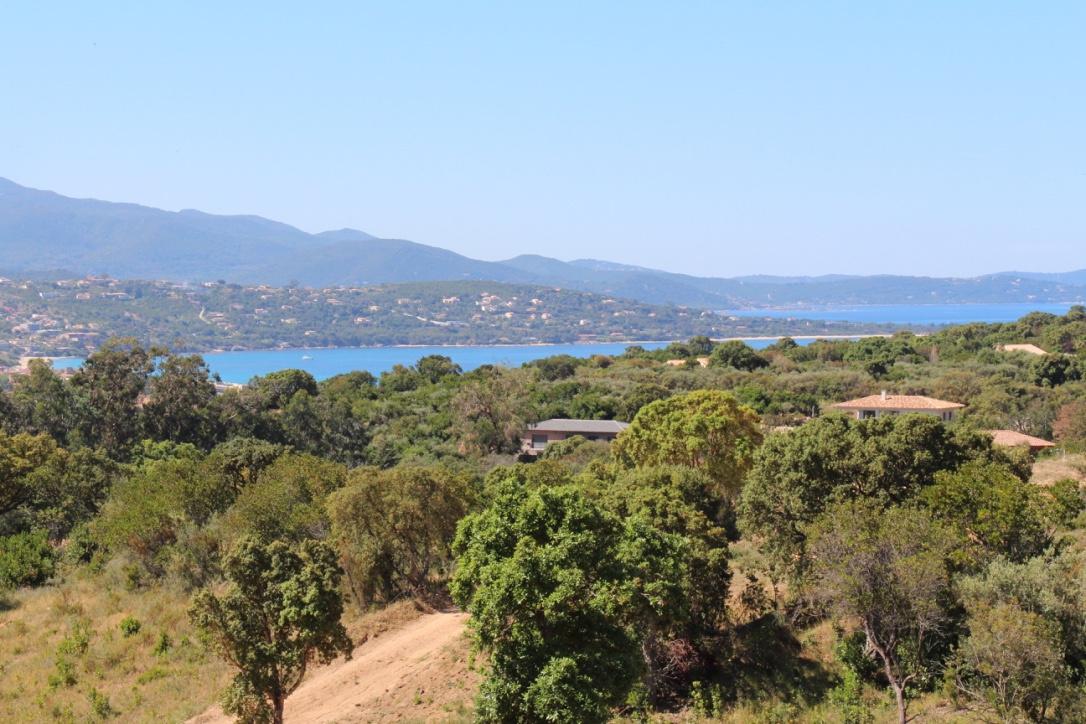Villa Porticcio Vue mer F4 Rive sud investissements