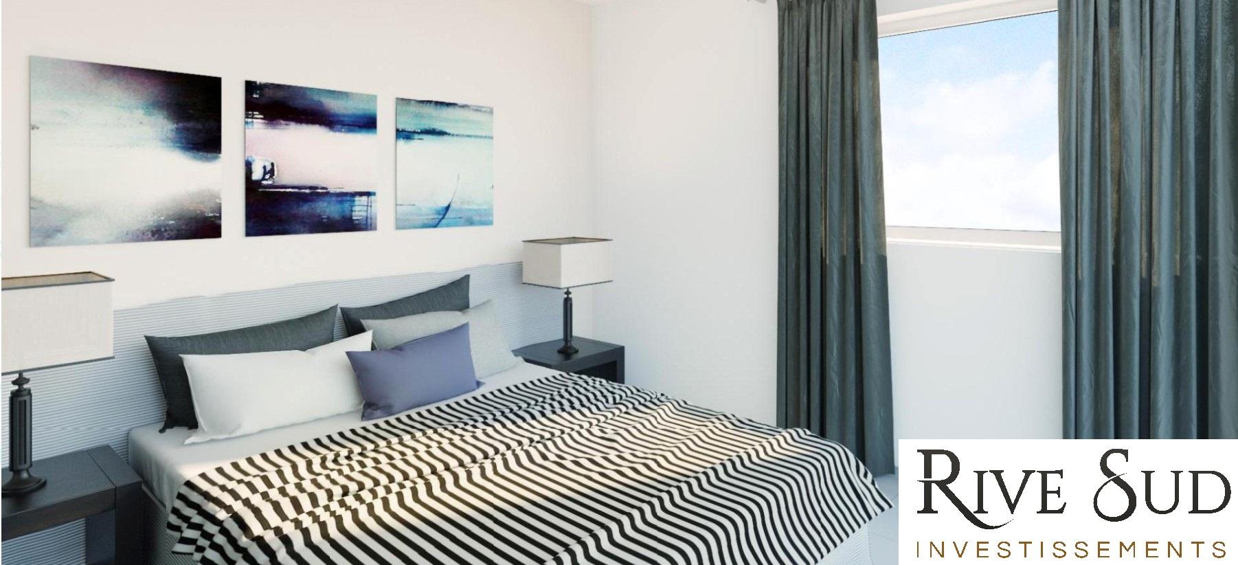 La residence du fort porticcio Chambre T2  appartement programme neuf