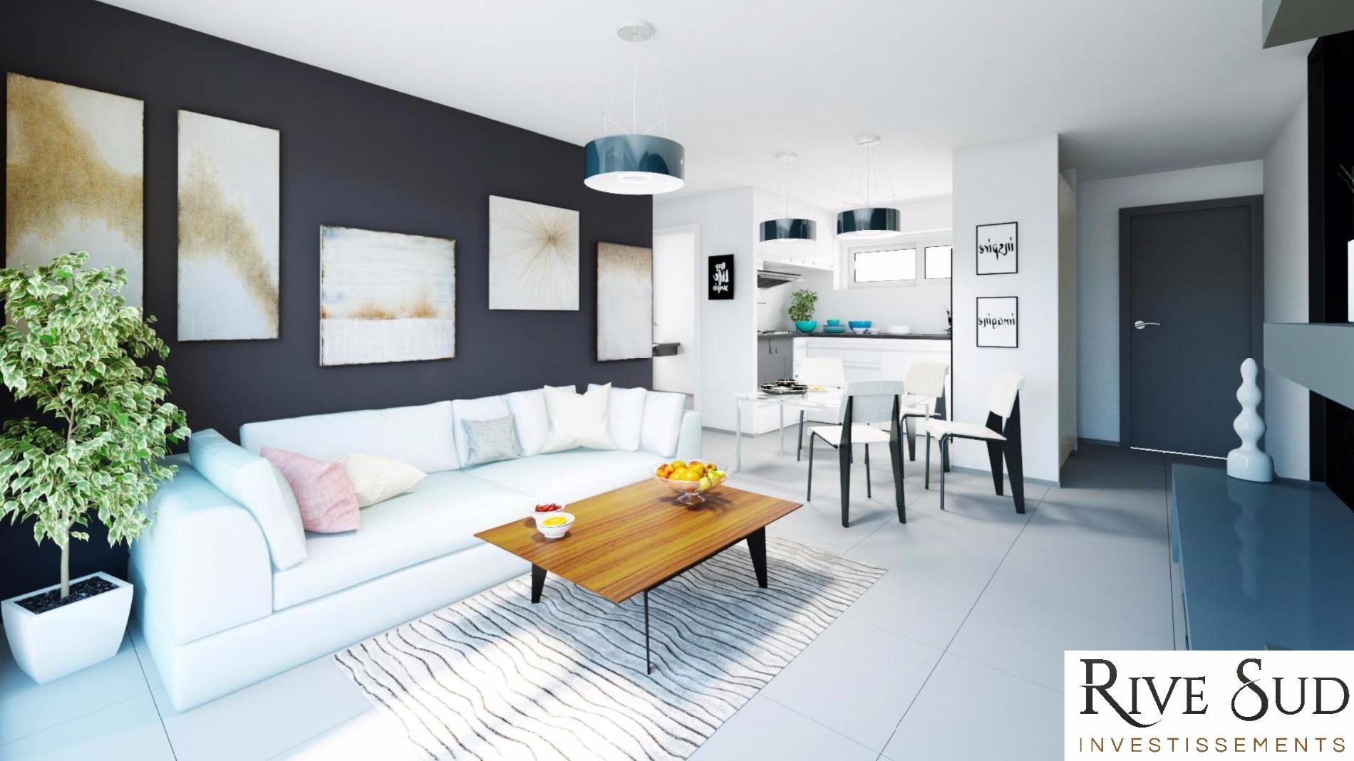 La residence du fort porticcio Chambre T4  appartement programme neuf