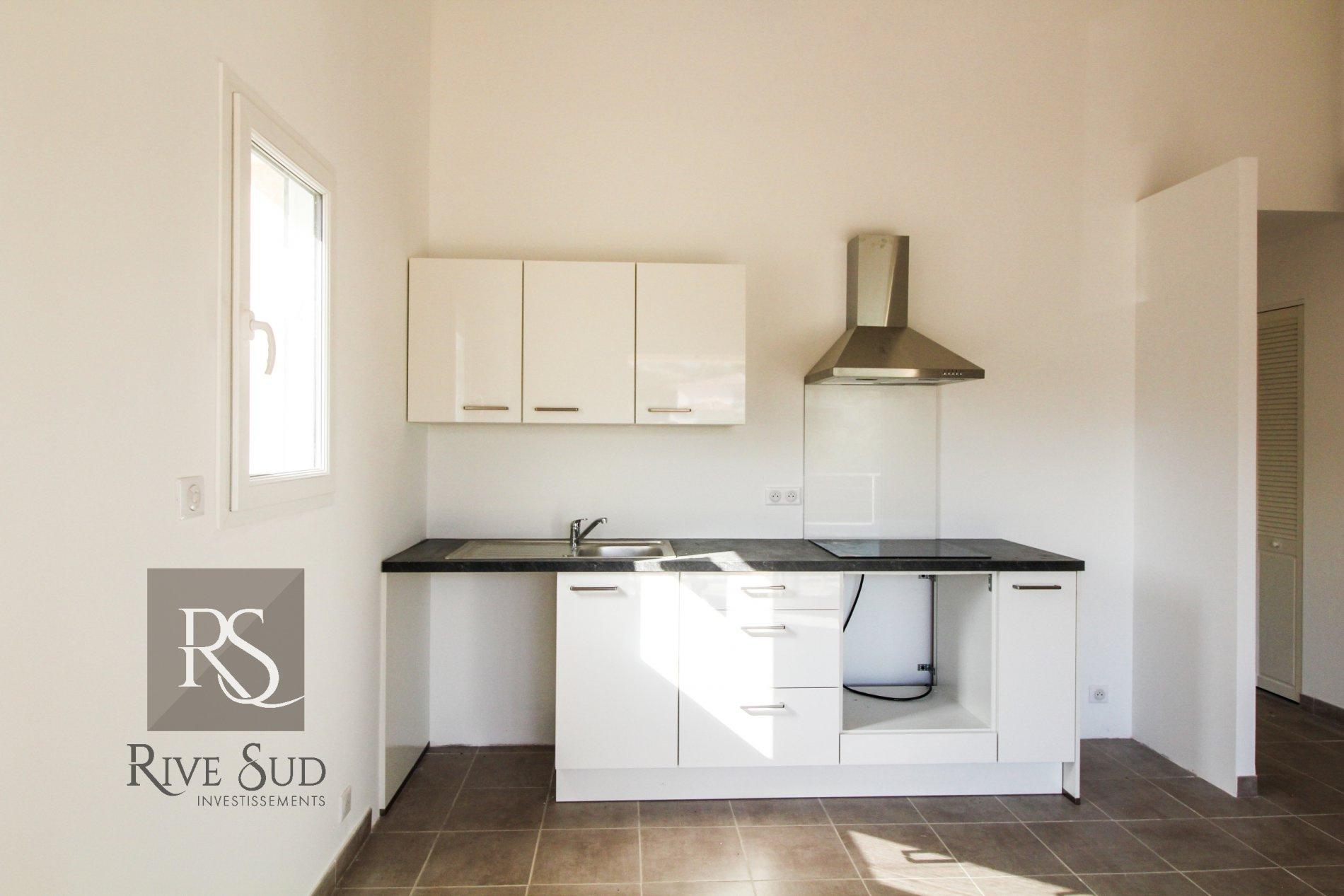 Vente appartement T3 Porticcio immobilier sejour 2